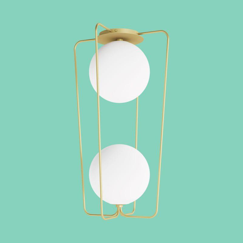 Cosmonaut Two Pendant Lamp - MUMOON