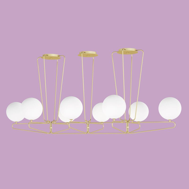 Cosmonaut Eight Pendant Lamp - MUMOON