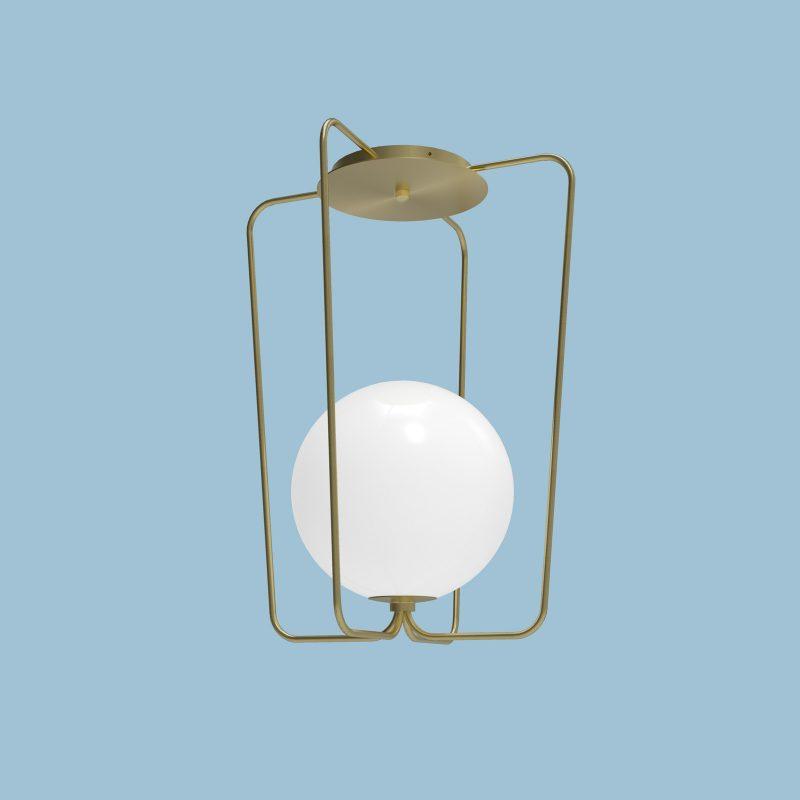 Cosmonaut One Pendant Lamp - MUMOON