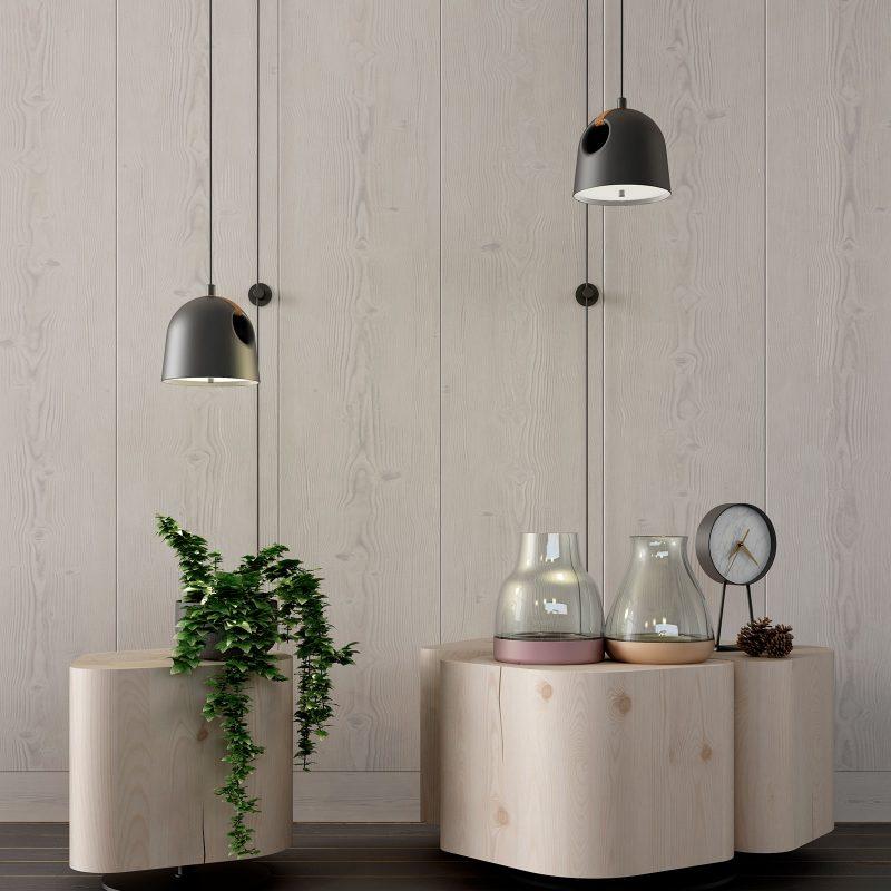 Cowbell XS Pendant Lamp - MUMOON