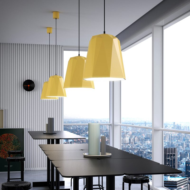 Geometry C Pendant Lamp - MUMOON
