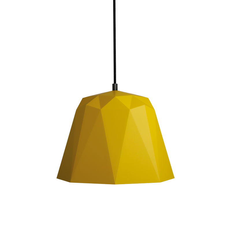 pendant lamp-geometry s-mumoon