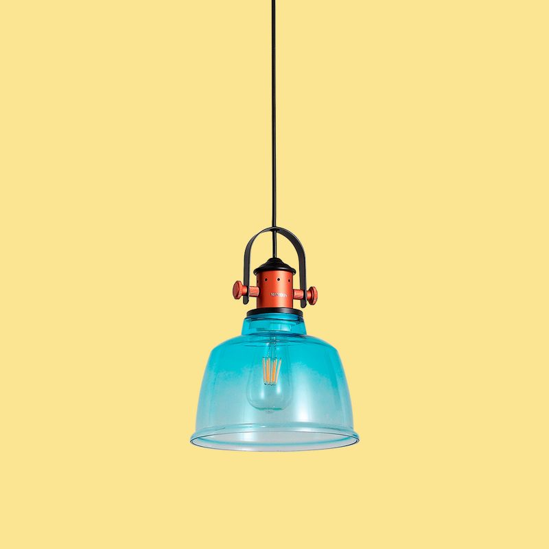 Etel Glass Pendant Lamp - MUMOON