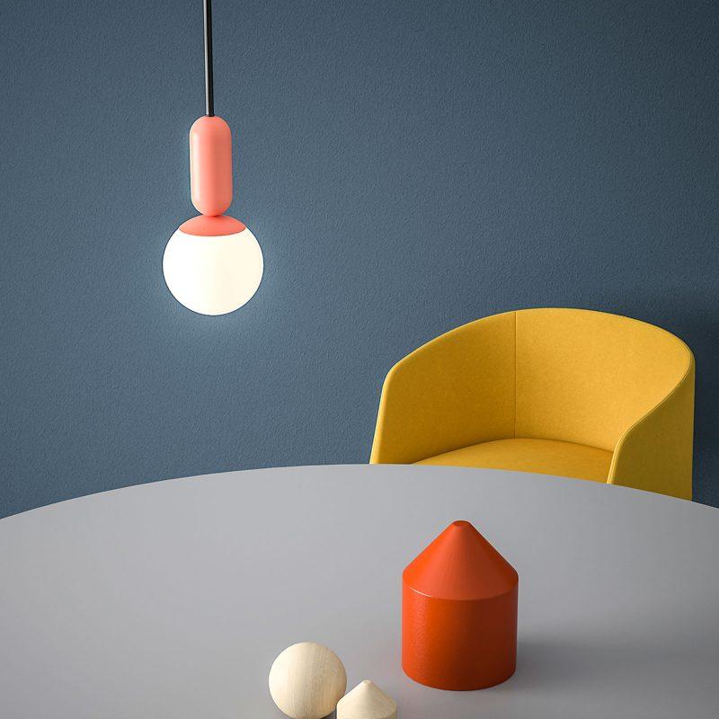 Glob Pendant Lamp - MUMOON