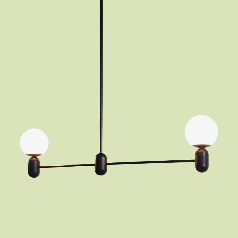 Glob Pendant Lamp 2B - MUMOON