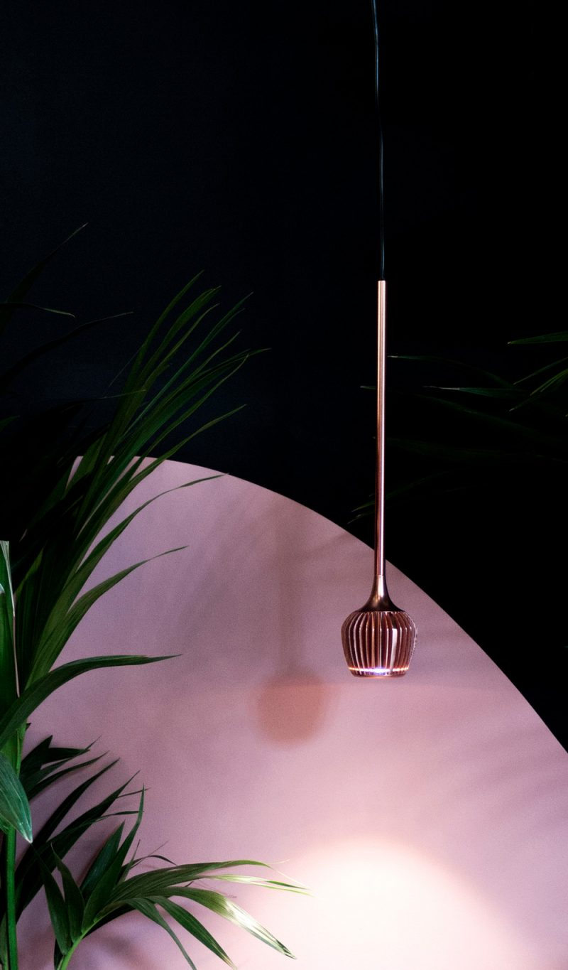 seeds lamp-milano design 2019